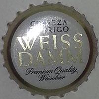 Weiss Damm (Damm, Cervezas, S.A.)