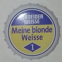 Meine Blondes Weisse (Schneider & Sohn, Private Weissbierbrauerei GmbH)
