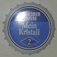 Mein Kristall (Schneider & Sohn, Private Weissbierbrauerei GmbH)