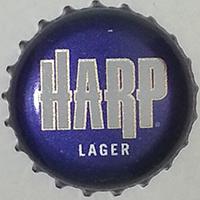 Harp Lager (Guinness Ierland group Ltd.)