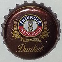 Erdinger Dunkel (Erdinger Weissbrau Werner Brombach, Privatbrauerei)
