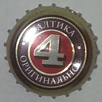"""Балтика оригинальное (Пивоваренная Компания """"Балтика"""")"""