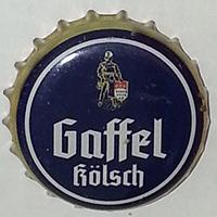 Gaffel kolsch (Privatbrauerei Gaffel Becker & Co)