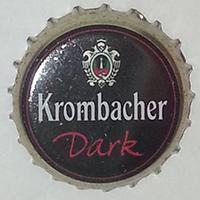 Krombacher dark (Krombacher Brauerei Bernhard Schadeberg GmbH & Co.)