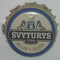 Svyturys 1784 Alus Beer (Svyturys-Utenos alus, UAB)