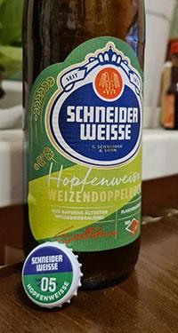 Hopfenweisse Tap5 by Schneider Weisse G. Schneider & Sohn