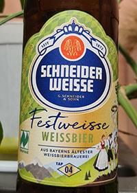 Schneider Tap4 by Schneider Weisse G. Schneider & Sohn
