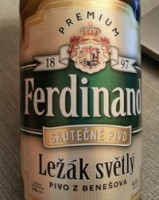 Lezak Svetly Premium 12% by Pivovar Ferdinand