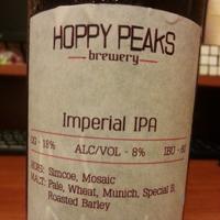 Imperial IPA от Hoppy Peaks