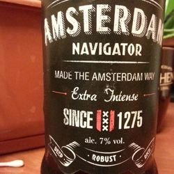 Amsterdam navigator by Koninklijke Grolsch