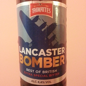 Lancaster Bomber by Marston's Brewery