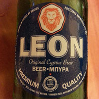 Leon Beer by Photos Photiades Breweries
