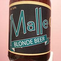 Malle Blonde Beer
