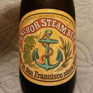 Anchor Steam Beer by Anchor Brewing Company