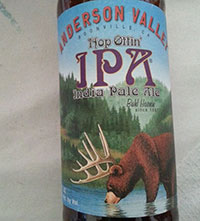 Hop Ottin by Anderson Valley Brewing Company