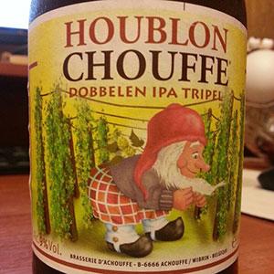 Houblon Chouffe by Brasserie d'Achouffe