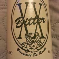 XX Bitter by Brouwerij De Ranke