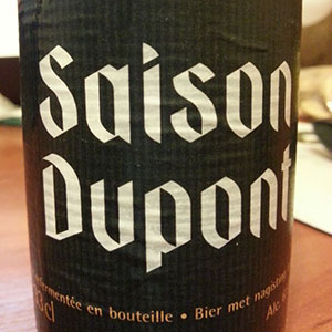 Saison Dupont by Brasserie Dupont