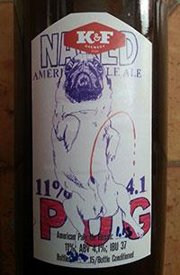 Naked Pug от KF Brewery