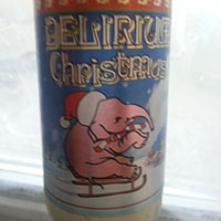 Delirium Christmas by Huyghe Brewery