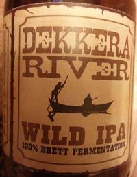 Dekkera River Wild IPA от Mad Brew
