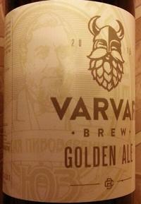 Golden Ale от Varvar Brew