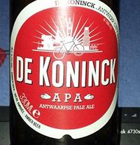 Bolleke De Koninck by Brouwerij De Koninck