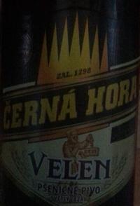 Velen by Pivovar Cerna Hora