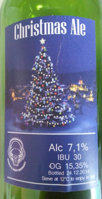 Christmas Ale от Andrii's Craft Brewery