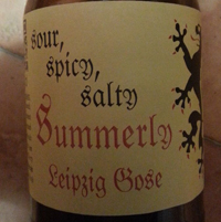 Summerly Gose от Mad Brew