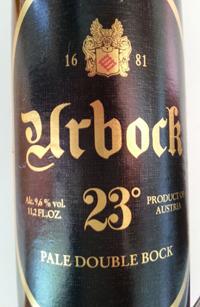 Urbock 23 by Schloss Eggenberg
