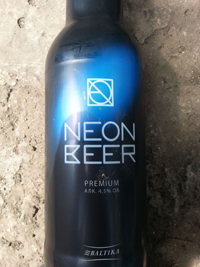 Neon Beer от Балтика
