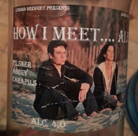 How I meet .... ale от cinema brewery