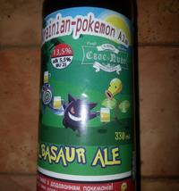 Bulbasaur Ale от Irish Pub «To Dublin»
