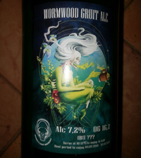 Wormwood gruit ale от Andrii's Brew