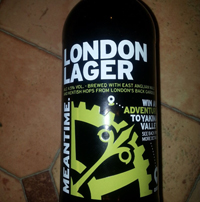 London Lager by Meantime Brewing Company