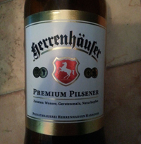 Herrenhauser Premium Pilsener by Privatbrauerei Herrenhausen