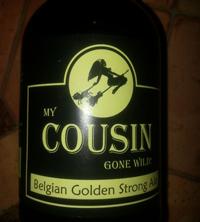 My Cousin Gone Wild! от Mad Brewlads