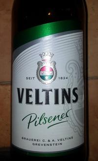 Veltins Pilsner by Brauerei VELTINS