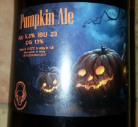 Pumpking Ale от Andrii's Brew
