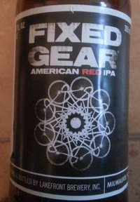 Fixed Gear by Lakefront Brewery