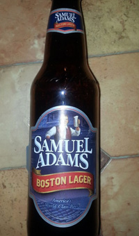 Samuel Adams Boston Lager by Boston Beer Company