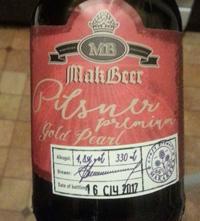 Premium Pilsner от Makarska pivovarniya