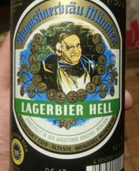 Lagerbier Hell by Augustiner-Bräu München