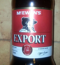 McEwan's Export by Eagle Brewery