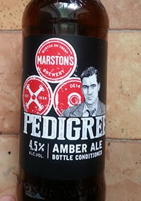 Pedigree by Marston's Brewery