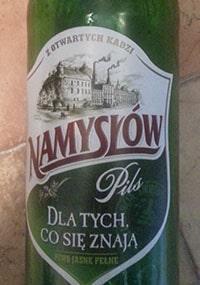Namyslow Pils by Browar Namyslow