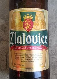 Zlatovice от Очаково