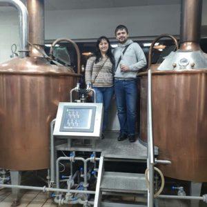 Пивоварня Altbier, экскурсия