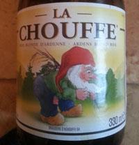 La Chouffe by Brasserie d'Achouffe
